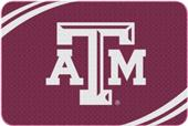 Northwest Texas A&M Round Edge Bath Rug