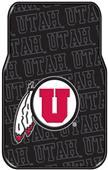 Northwest Utah Car Floor Mats (set of 2)