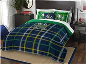 Northwest Notre Dame Full Comforter & Sham Set
