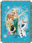 Northwest Frozen Fever Woven Tapestry Throw
