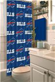 Northwest NFL Buffalo Bills Shower Curtain