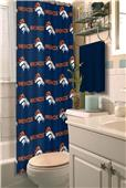 Northwest NFL Denver Broncos Shower Curtain
