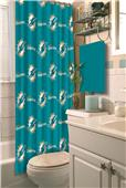 Northwest NFL Miami Dolphins Shower Curtain