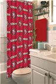 Northwest NFL San Francisco 49ers Shower Curtain