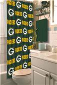 Northwest NFL Green Bay Packers Shower Curtain