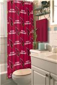 Northwest NFL Arizona Cardinals Shower Curtain
