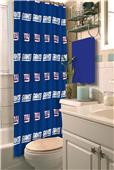 Northwest NFL New York Giants Shower Curtain