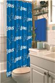 Northwest NFL Detroit Lions Shower Curtain