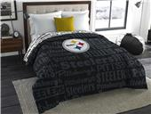 Northwest NFL Pittsburgh Anthem Full Comforter