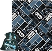 Northwest Big Mask Darth Pillow & Fleece Throw Set