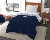 Northwest NFL Denver Broncos Anthem Twin Comforter