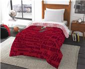Northwest NFL Tampa Bay Anthem Twin Comforter