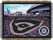 Northwest MLB Safeco Field Tapestry Throw