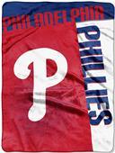 Northwest MLB Phillies Strike Raschel Throw