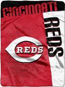 Northwest MLB Reds Strike Raschel Throw