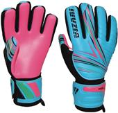 Vizari Women's Pro Grip Soccer Goalie Gloves