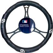 Northwest MLB Padres Steering Wheel Cover