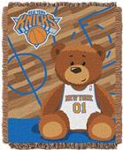Northwest NBA Knicks Baby Woven Jacquard Throw