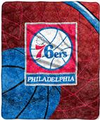Northwest NBA 76ers Reflect Sherpa Throw