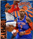 Northwest NBA Carmelo Anthony HD Silk Touch Throw
