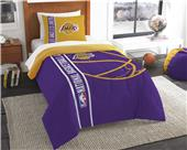 Northwest NBA Lakers Soft/Cozy Twin Comforter Set