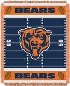 Northwest NFL Bears Field Baby Woven Throw
