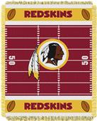 Northwest NFL Redskins Field Baby Woven Throw