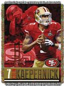 Northwest Colin Kaepernick Players Tapestry Throw
