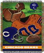 Northwest NFL Bears Vintage Tapestry Throw