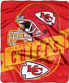Northwest NFL Chiefs Grand Stand Raschel Throw