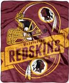 Northwest NFL Redskins Grand Stand Raschel Throw