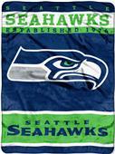 Northwest NFL Seahawks Raschel Throw
