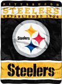 Northwest NFL Steelers Raschel Throw