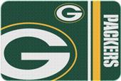 Northwest NFL Packers Round Edge Bath Rug