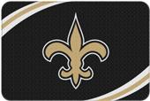 Northwest NFL Saints Round Edge Bath Rug