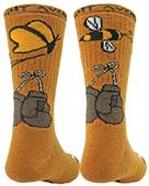 Wright Avenue Float Sting Novelty Cotton Crew Sock