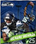 Northwest NFL Richard Sherman HD Silk Touch Throw