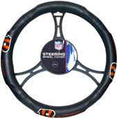Northwest NFL Bengals Steering Wheel Cover