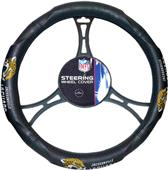Northwest NFL Jaguars Steering Wheel Cover