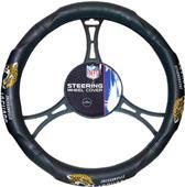 Northwest NFL Jaguars Steering Wheel Cover