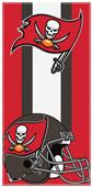 Northwest NFL Buccaneers Zone Read Beach Towel