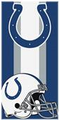 Northwest NFL Colts Zone Read Beach Towel
