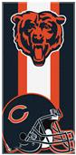 Northwest NFL Bears Zone Read Beach Towel