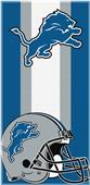 Northwest NFL Lions Zone Read Beach Towel