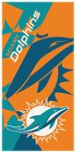Northwest NFL Dolphins Puzzle Oversize Beach Towel