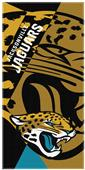 Northwest NFL Jaguars Puzzle Oversized Beach Towel