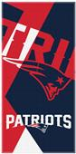 Northwest NFL Patriots Puzzle Oversize Beach Towel