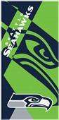 Northwest NFL Seahawks Puzzle Oversize Beach Towel