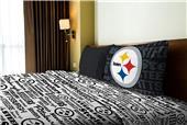 Northwest NFL Steelers Anthem Twin Sheet Set