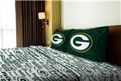Northwest NFL Packers Anthem Full Sheet Set